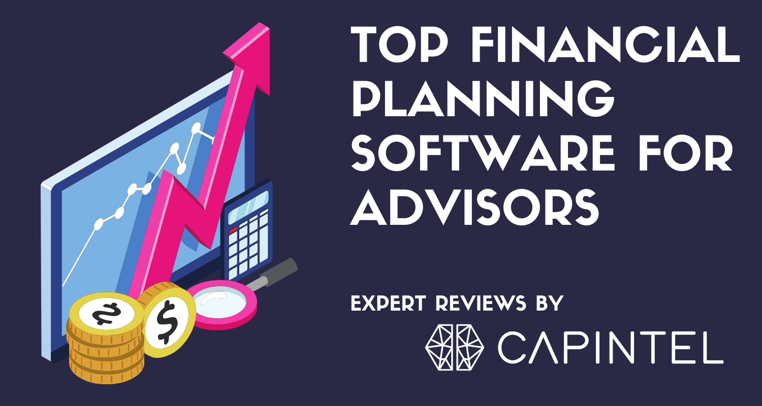 Top Financial Planning Software for Advisors